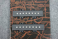 Fender SCN Samarium Cobalt Noiseless Jazz Bass Pickup Set