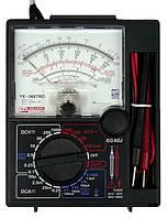 Мультиметр стрелочный YX-360 TRD, портативный тестер мультиметр