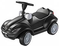 Детская машинка каталка-толокар Big Mercedes черная для детей (дитячий автомобіль Мерседес чорний для дітей)