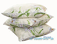 Подушка для сна 70х70 (50% пух, 50% перо)