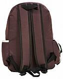 Спортивный рюкзак унисекс. Городской рюкзак. Стильный рюкзак. Модный рюкзак. Школьный рюкзак. Магазин рюкзаков, фото 3