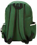 Спортивный рюкзак унисекс. Городской рюкзак. Стильный рюкзак. Модный рюкзак. Школьный рюкзак. Магазин рюкзаков, фото 4