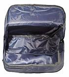 Спортивный рюкзак унисекс. Городской рюкзак. Стильный рюкзак. Модный рюкзак. Школьный рюкзак. Магазин рюкзаков, фото 5