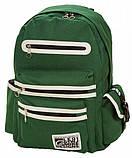 Спортивный рюкзак унисекс. Городской рюкзак. Стильный рюкзак. Модный рюкзак. Школьный рюкзак. Магазин рюкзаков, фото 7