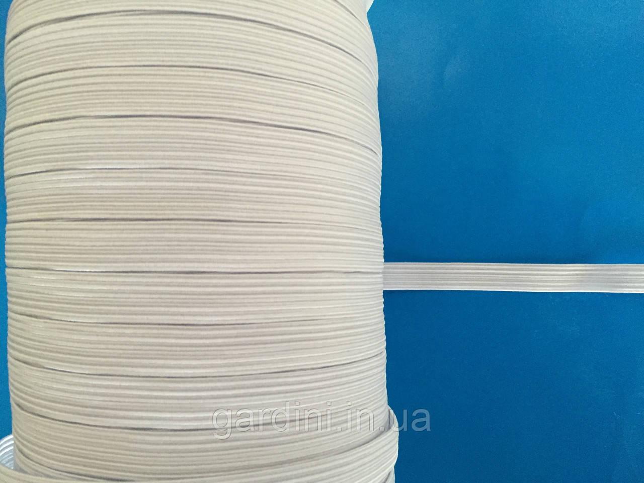 Резинка белая 1 см