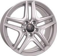 Литые диски TechLine TL723 S 7.5x17/5x112 D66.6 ET42 (Silver)