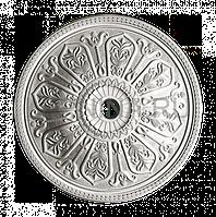 Розетка из гипса р-85 Ø650