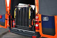 Переоборудование автобусов под рампу для инвалидной коляски