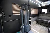 Переоборудование автобусов под подьемник для инвалидной коляски