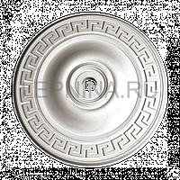 Розетка из гипса р-93 Ø560