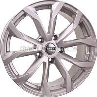 Литые диски TechLine TL728 S 7.5x17/5x114.3 D67.1 ET45 (Silver)