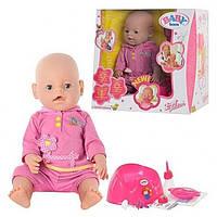 Детская интерактивная кукла Беби Борн (Baby Born 8001-4)