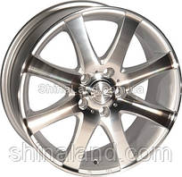 Литые диски Zorat Wheels Ford ZW-461 5,5x14 4x100 ET43 dia67,1 (SP)