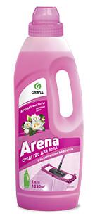 Средство для пола с полирующим эффектом ARENA цветущий лотос, 1 л.