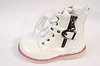 Демисезонная обувь Ботинки от фирмы Ytop для девочек оптом(23-28)