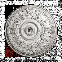 Розетка из гипса р-103 Ø550