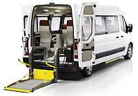 Переоборудование транспорта для инвалидов