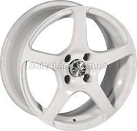 Литые диски Zorat Wheels ZW-D550 W 5.5x13/4x100 D67.1 ET35 (White)