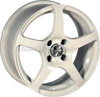 Литые диски Zorat Wheels ZW-D221 W 6.5x15/5x112 D73.1 ET35 (White)