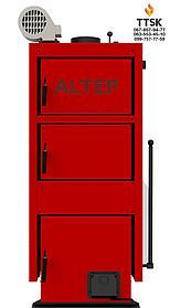 Котлы твердотопливные длительного горения Альтеп серии КТ-1ЕН (Altep-KT-1EN) мощностью 24 кВт