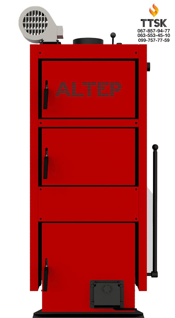 Котлы твердотопливные длительного горения Альтеп серии КТ-1ЕН (Altep-KT-1EN) мощностью 38 кВт