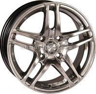 Литые диски Zorat Wheels ZW-303 HB 5.5x13/4x100 D73.1 ET20 (Hyper Black)