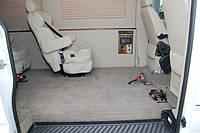 Переоборудование транспорта под рампу для инвалидной коляски