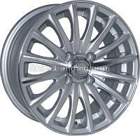 Литые диски Zorat Wheels ZW-393 SP 6.5x15/4x100 D67.1 ET40 (Silver Polished)