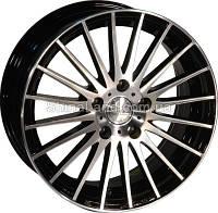 Литые диски Zorat Wheels ZW-833 BP 6.5x15/5x110 D73.1 ET40 (Black Polished)