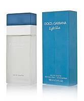 DOLCE & GABBANA LIGHT BLUE.  100 ML