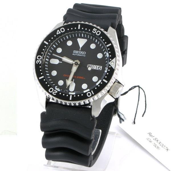 Часы Seiko SKX007K1 Automatic Diver's