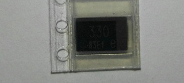 Танталовый конденсатор 330 мкФ для замены NEC OE907 OE128