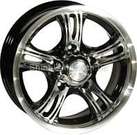 Литые диски Zorat Wheels ZW-D571 MB 6.5x16/5x139.7 D110.1 ET20 (Metallic Black)