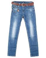 Женские джинсы полубатал  Colibri 9163-535