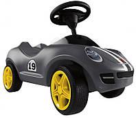 Детская машинка-каталка Big Porsche (черная)