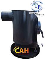 Буржуйка с варочной поверхностью САН (5,5 кВт)
