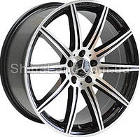 Литые диски Replica Mercedes-Benz MR857 9x19 5x112 ET37 dia66,6 (BKF)