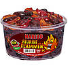 Желейные конфеты Огонек Харибо Haribo 1200гр.150шт.