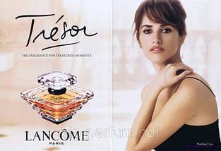 Lancome Tresor парфюмированная вода 100 ml. (Ланком Трезор), фото 2