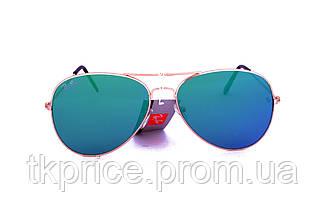 Солнцезащитные очки унисекс качественная реплика авиаторы, фото 2