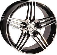Литые диски Replica Mercedes-Benz D5012 6,5x15 5x112 ET25 dia66,6 (MG)
