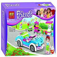 """Конструктор Friends """"Кабриолет Мии"""", 199 деталей, в коробке (ОПТОМ) 10544"""