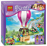 """Конструктор Friends """"Воздушный шар в Хартлейке"""", 260 деталей, в коробке (ОПТОМ) 10546"""