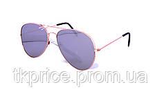 Солнцезащитные очки унисекс качественная реплика авиаторы
