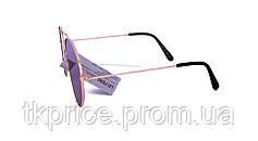 Солнцезащитные очки унисекс качественная реплика авиаторы, фото 3