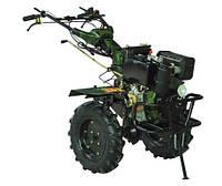 Мотоблок дизельный Zirka (Зирка) GT90D04E + электростартер 9,0 л.с., колеса 5.00х12 DTZ