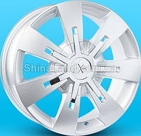 Литые диски Replica A-R582 S 8.5x18/6x139.7 D67.1 ET43 (Silver)