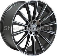 Литые диски Replica Mercedes-Benz MR900 8,5x20 5x112 ET38 dia66,6 (GMF)