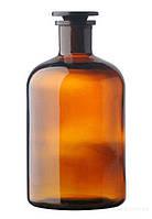 Бутылка для реактивов 1000мл темное узкое