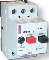 Авт.выключатель защиты двигателя  MS25-0,16
